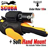 liaoshan-1000lumens Scuba Diving Torch Underwater Torches Backup Sturdy - Best Reviews Guide