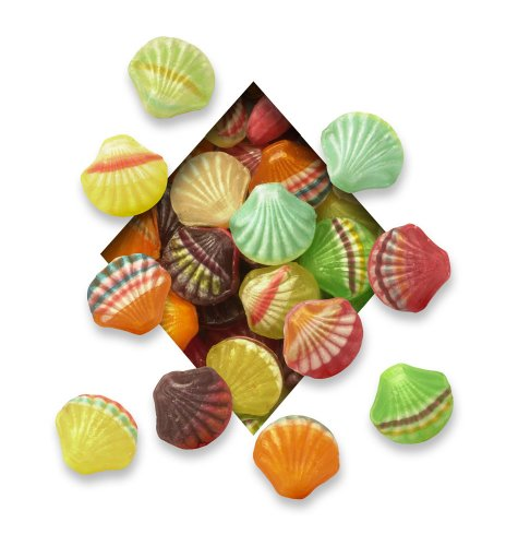 Koppers Fruit Filled Shells, 10-Pound Box by Koppers