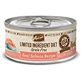 Merrick Pet Care Limited Ingredient Diet Real Salmon Recipe Cat, 1 Count, One Size