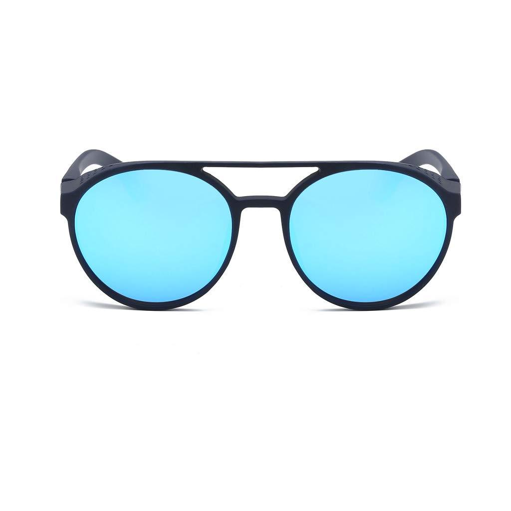 Sunglasses for Men Polarized uv Protection Vintage Eye Eyewear Fashion Radiation Retro Porous
