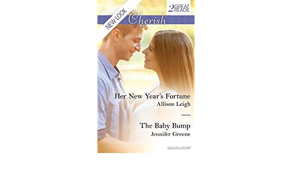 her new year s fortune the baby bump greene jennifer leigh allison