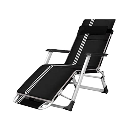 Amazon.com: Silla reclinable plegable Lazy Camping ...