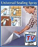 Wenko 400ml Sealing Seal-Fix Spray/Indoor/Outdoor/Metal/Wood/Cement/Enamel/Masonery