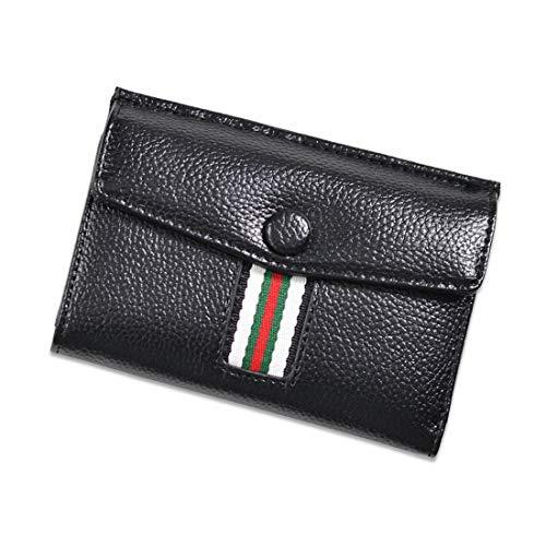 Wallet Pu Della Black Pink Aredovl Supporto Le Sette Di Borsa Del color Organizzatore Donne Colori Carta Frizione Leather Signora ApYqIx