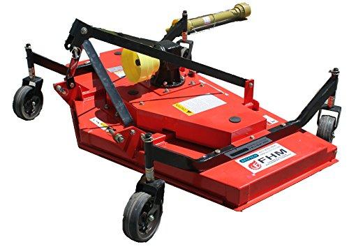 - Farmer Helper 6 foot Finish Mower Cat.I 3pt 16+HP Rating (FH-FM180)