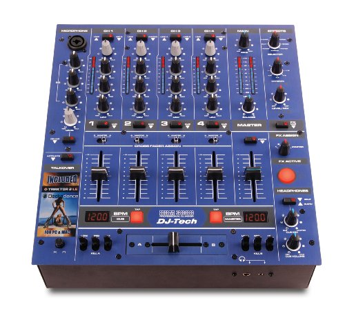4ch dj mixers - 8