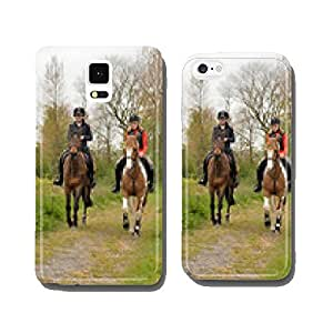 Horse ride cell phone cover case iPhone6