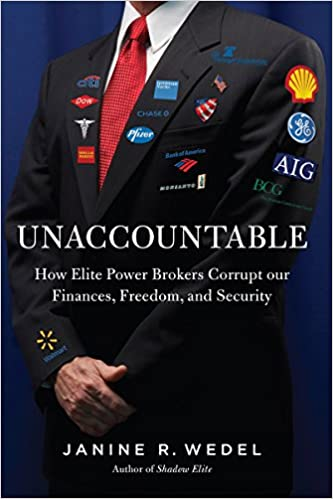 Unaccountable: How Elite Power Brokers Corrupt our Finances,