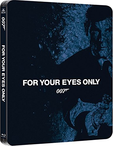 For Your Eyes Only: Limited Edition Steelbook (Blu-ray + Digital HD)