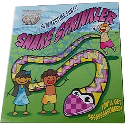 Pugs SNAKE SPRINKLER: Toys & Games