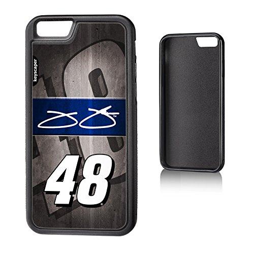 Jimmie Johnson iPhone 6 (4.7 inch) Bumper Case #48 NASCAR