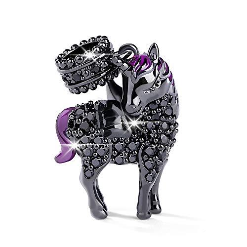 Sterling Charm Unicorn Silver - GNOCE