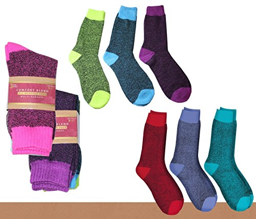 DINY Home & Style 6 Pair Women