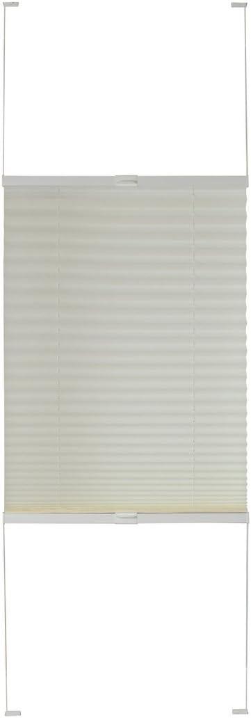 Kunststoff-Jalousie Farbe: wei/ß PVC-Jalousie hier: 80x160cm Breite und H/öhe im Angebot w/ählbar