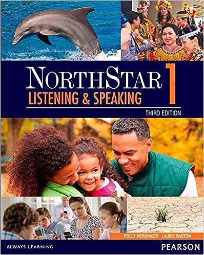 حل كتاب northstar 1 listening and speaking