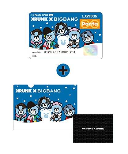 BIGBAN KRUNK おさいふPontaカード A4クリアファイル付