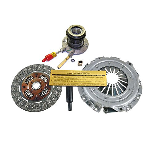 - EXEDY CLUTCH KIT w/SLAVE CYLINDER 04155 for 96-01 CHEVY S-10 S10 PICKUP TRUCK 2.2L