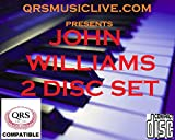 JOHN WILLIAMS TRIBUTE (2 DISC SET) - QRS Compatible Player Piano CD