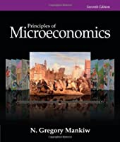 Principles of Microeconomics, 7th Edition Front Cover