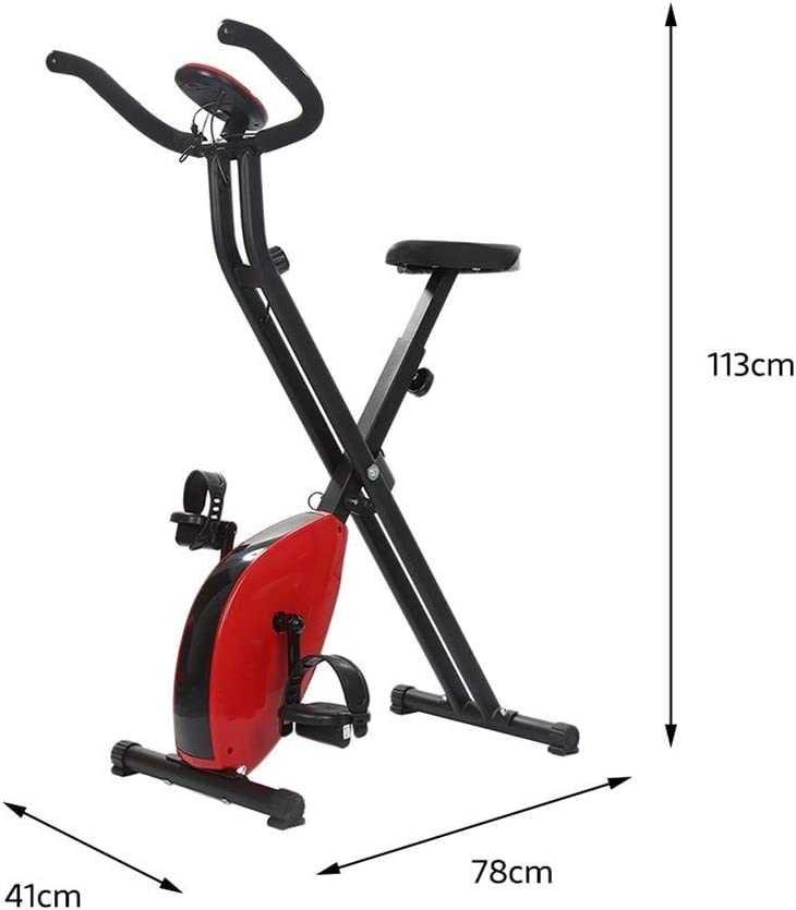 Liergou Bicicleta de Ejercicio Indoor Spinning Ciclo de la ...