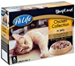 HiLife Tempt Me! Cat Food Chicken Col...