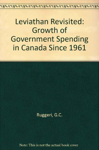 Leviathan Revisited: The Growth of Government Spending for sale  Delivered anywhere in USA