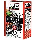 Explore Asia Organic Black Bean Spaghetti, 7.05-Ounce Pouch