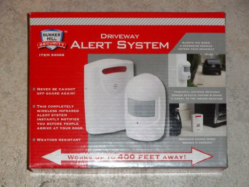 Wireless Driveway Alert System Range product image