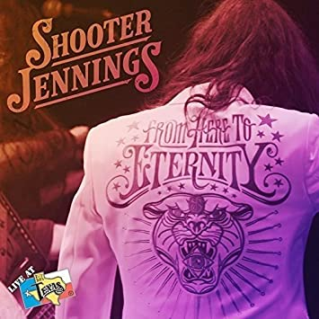 Shooter Jennings - Shooter Jennings - From here to Eternity - Amazon ...