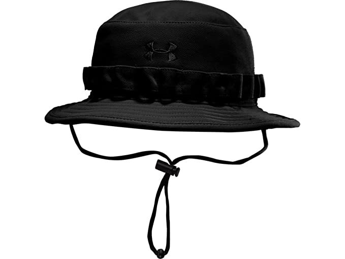 bd1b32b939d Under Armour Men's Tactical Bucket Hat, Black (001)/Black, One Size
