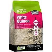 Absolute Organic White Quinoa, 400 g