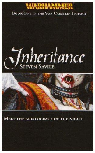 Inheritance (Von Carstein Trilogy, Band 1)