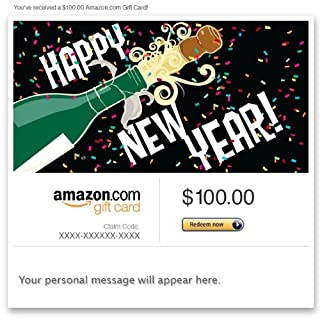 Amazon Gift Card - Email - Happy New Year (B004LLILQ4) | Amazon price tracker / tracking, Amazon price history charts, Amazon price watches, Amazon price drop alerts