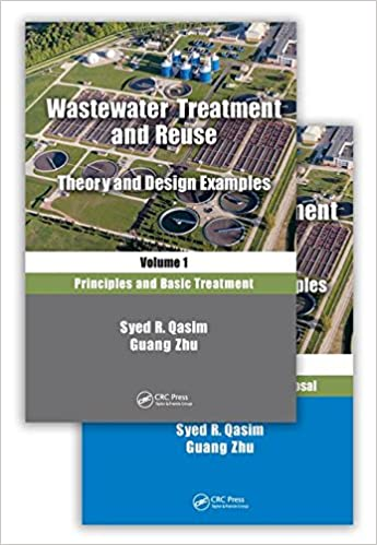 wastewater treatment and reuse theory and design examples two