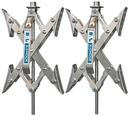 X-Chock Wheel Stabilizer - Pair - One