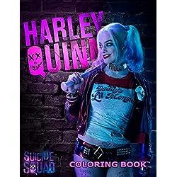 51UtK6vHJXL._AC_UL250_SR250,250_ Harley Quinn Coloring Books
