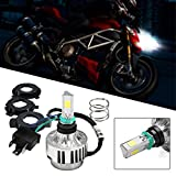 1pcs H4 Super Bright 6000k 3000lm 32w Dc12v Led Lamp DRL Fog Light LED Motorcycle Headlight Bulb for KTM Honda