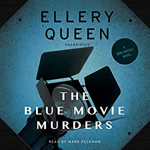 The Blue Movie Murders Audiobook