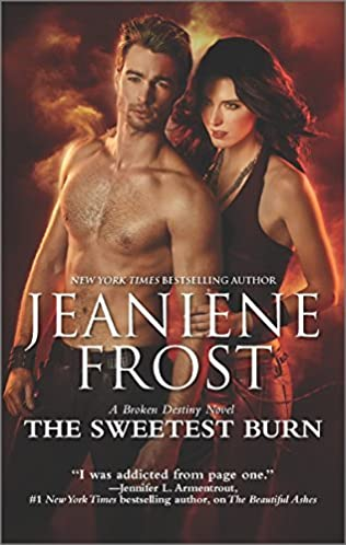 book cover of The Sweetest Burn