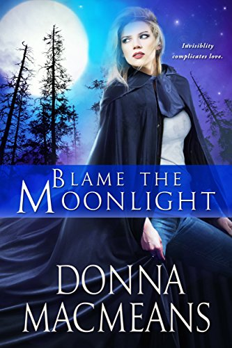 Blame the Moonlight (Bound by series Book (Samhain Live Halloween)