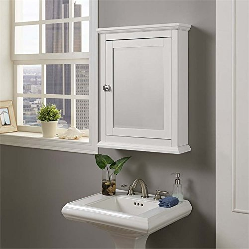 Scarsdale Medicine Cabinet  White