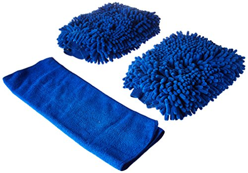 BlueCare Automotive Premium Wash Mitt product image
