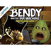 Clip: Pear Plays - Bendy and the Ink Machine (Annoying Orange Gaming)