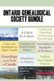 img - for Ontario Genealogical Society 12-Book Bundle: Conserving, Preserving, and Restoring Your Heritage / Genealogical Standards of Evidence / and 10 more (Genealogist's Reference Shelf) book / textbook / text book
