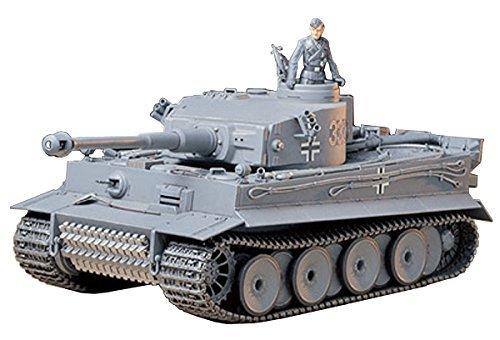 Tamiya Models Tiger I Early Production Model Kit - Model Collection Tiger