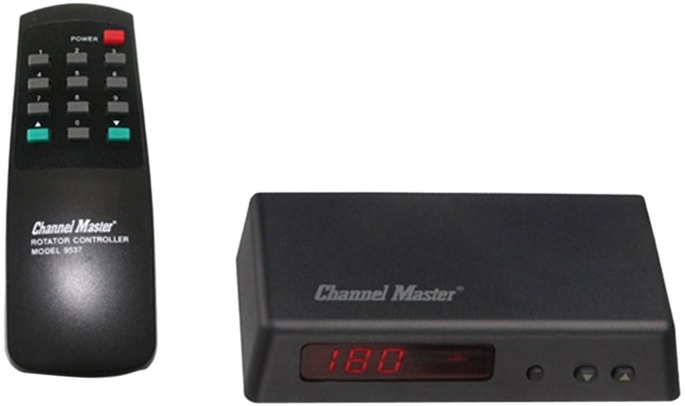 Amazon.com: Channel Master CM 9537 Antenna Rotator Control Unit ...