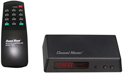 amazon com channel master cm 9537 antenna rotator control unit