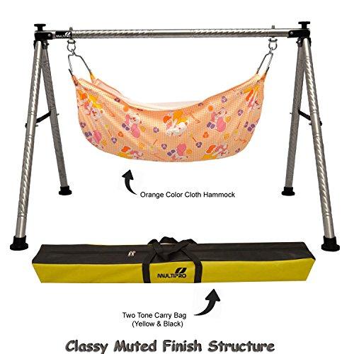 Multipro Baby Cradle N Swing Indian Ghodiyu Portable