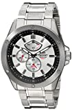 Orient Men's 'Enforcer' Japanese Automatic Stainless Steel Casual Watch, Color:Silver-Toned (Model: FEZ07004W0)