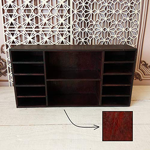 Miniature chest of drawer, dollhouse TV table buffet furniture 1/6 scale. Wooden dresser, mahogany cabinet